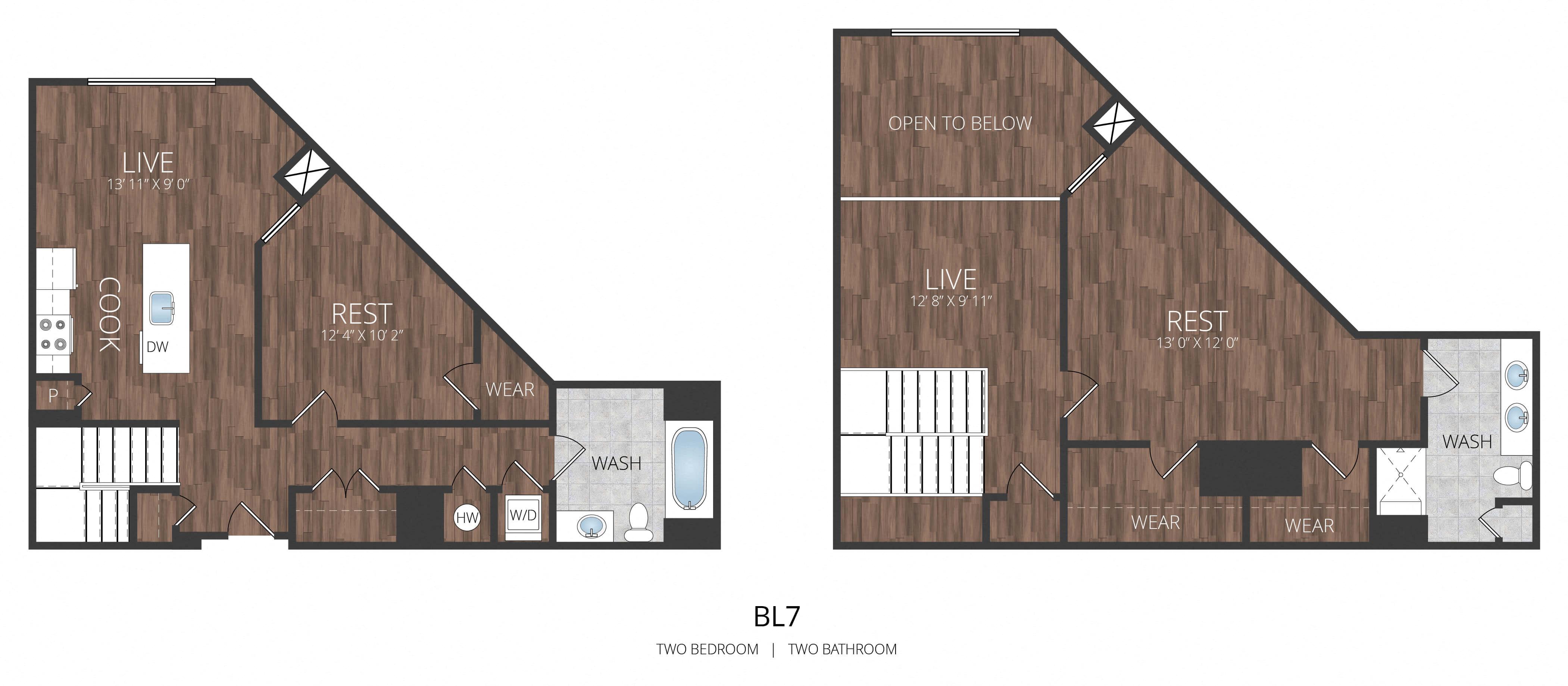 Penthouse BL7