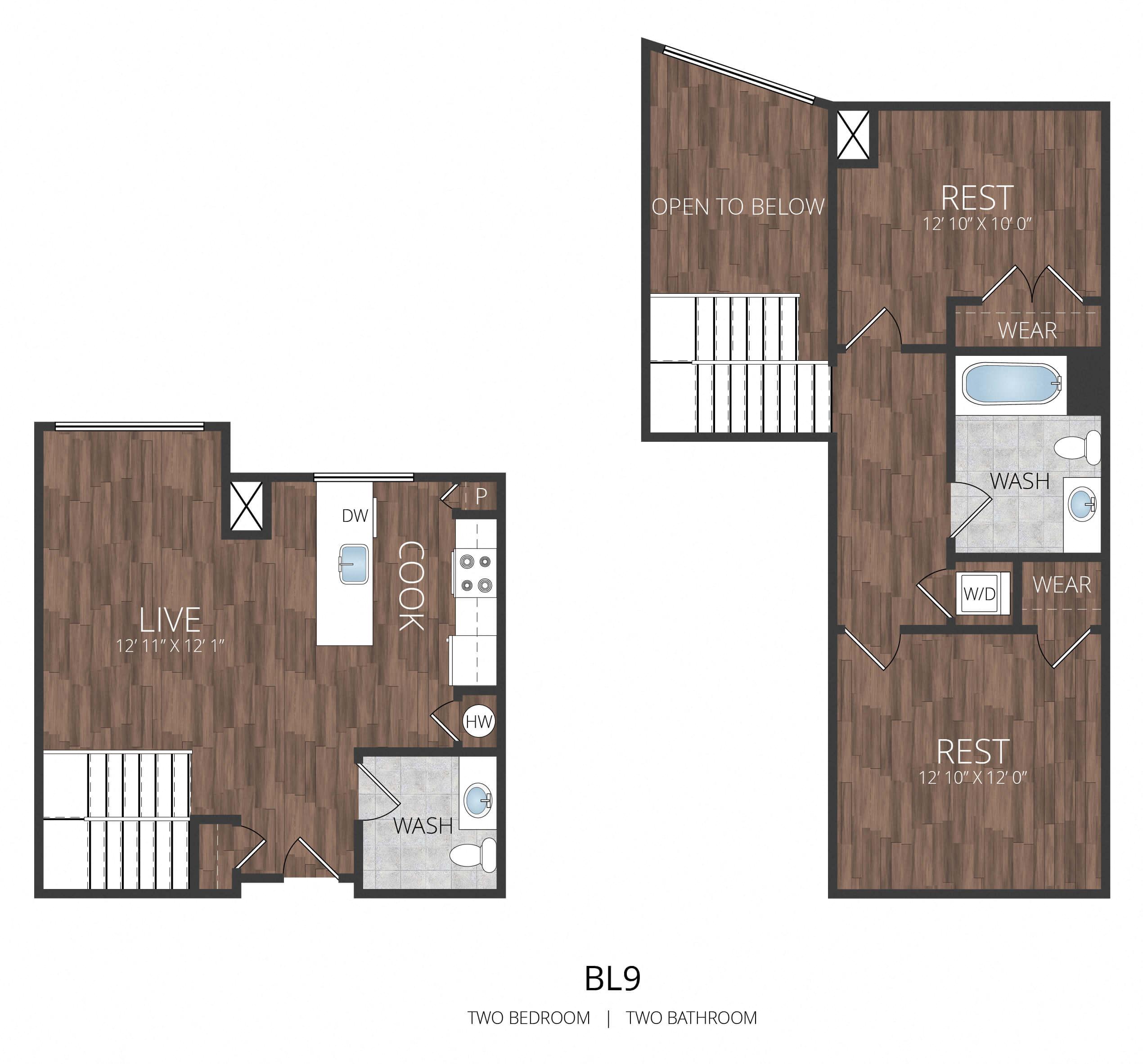 Penthouse BL9