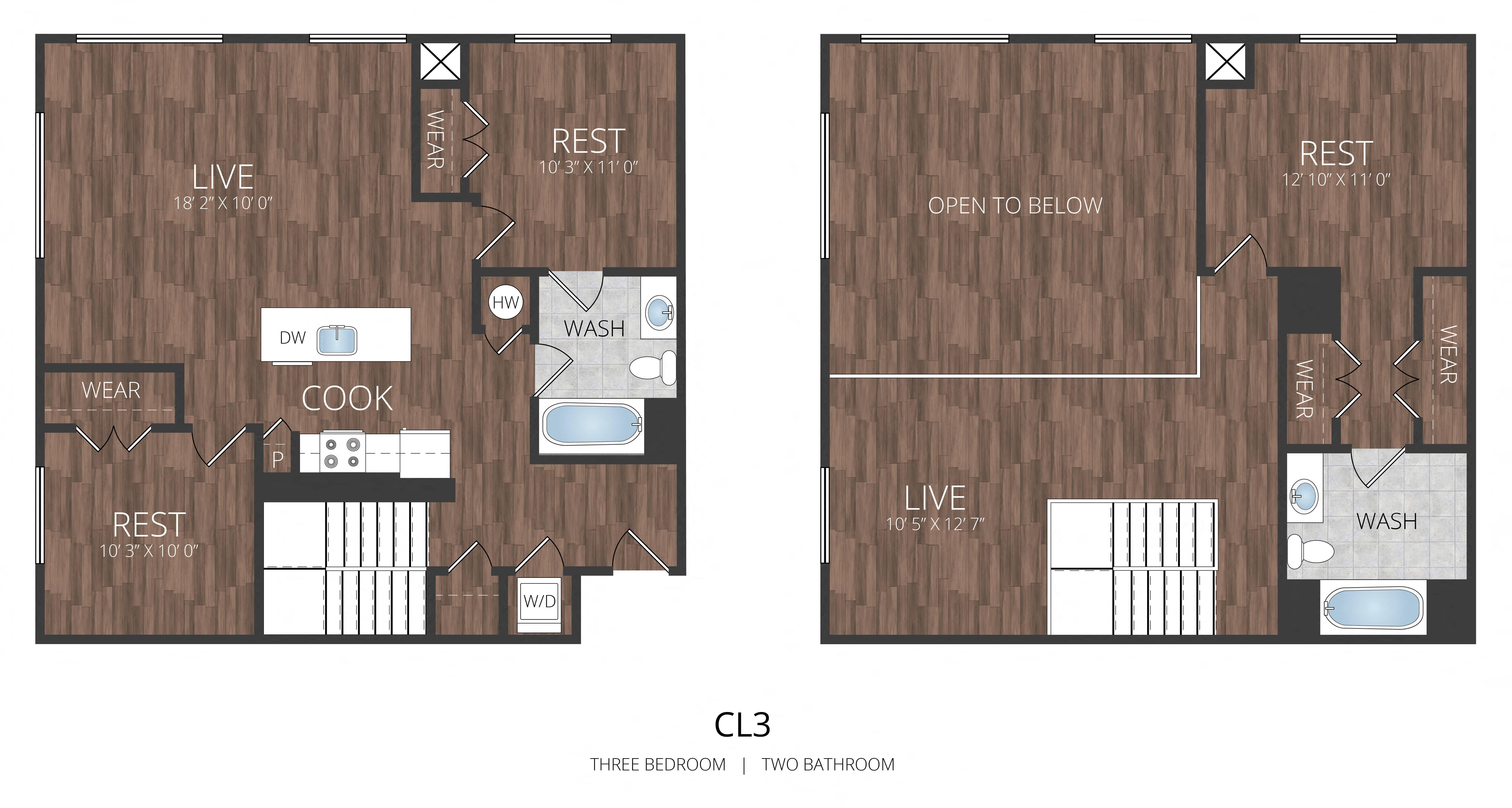 Penthouse CL3