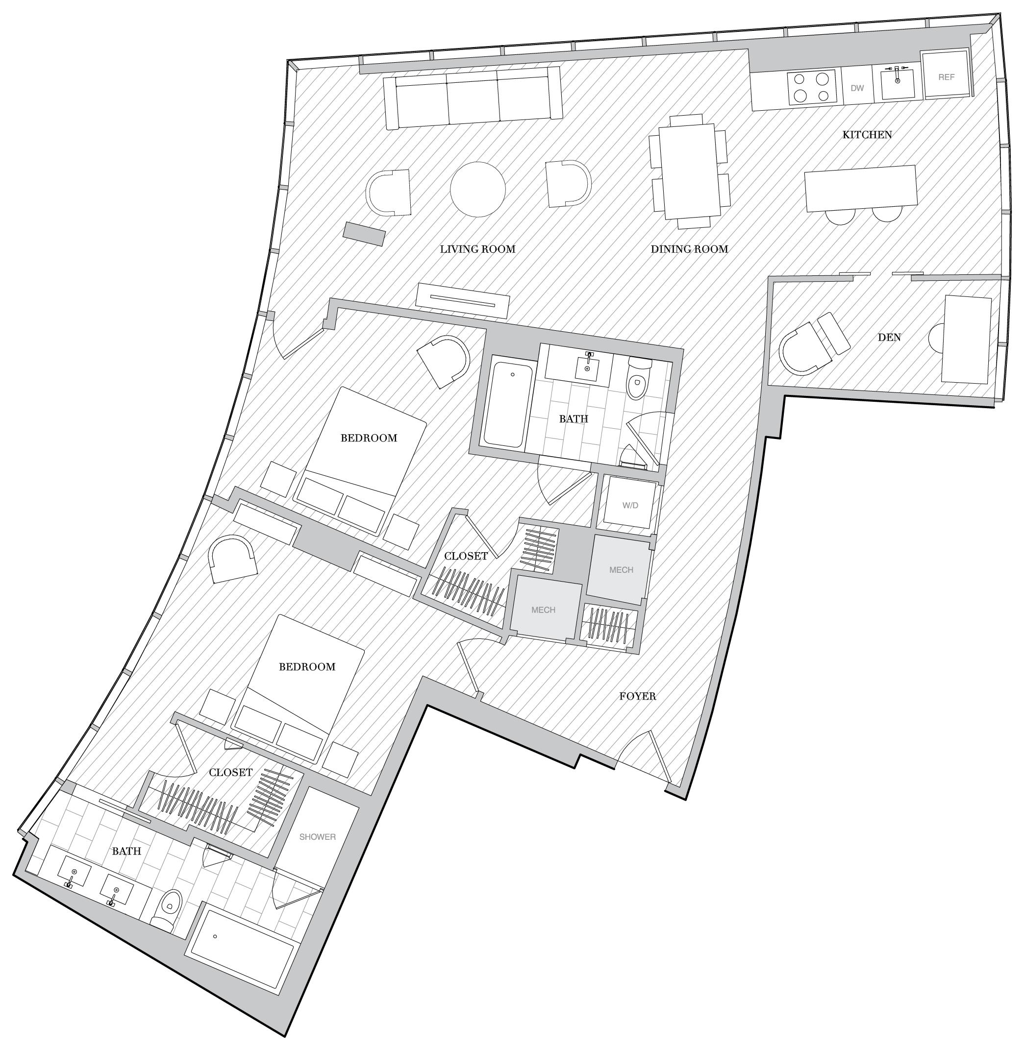 Floor Plan 1021