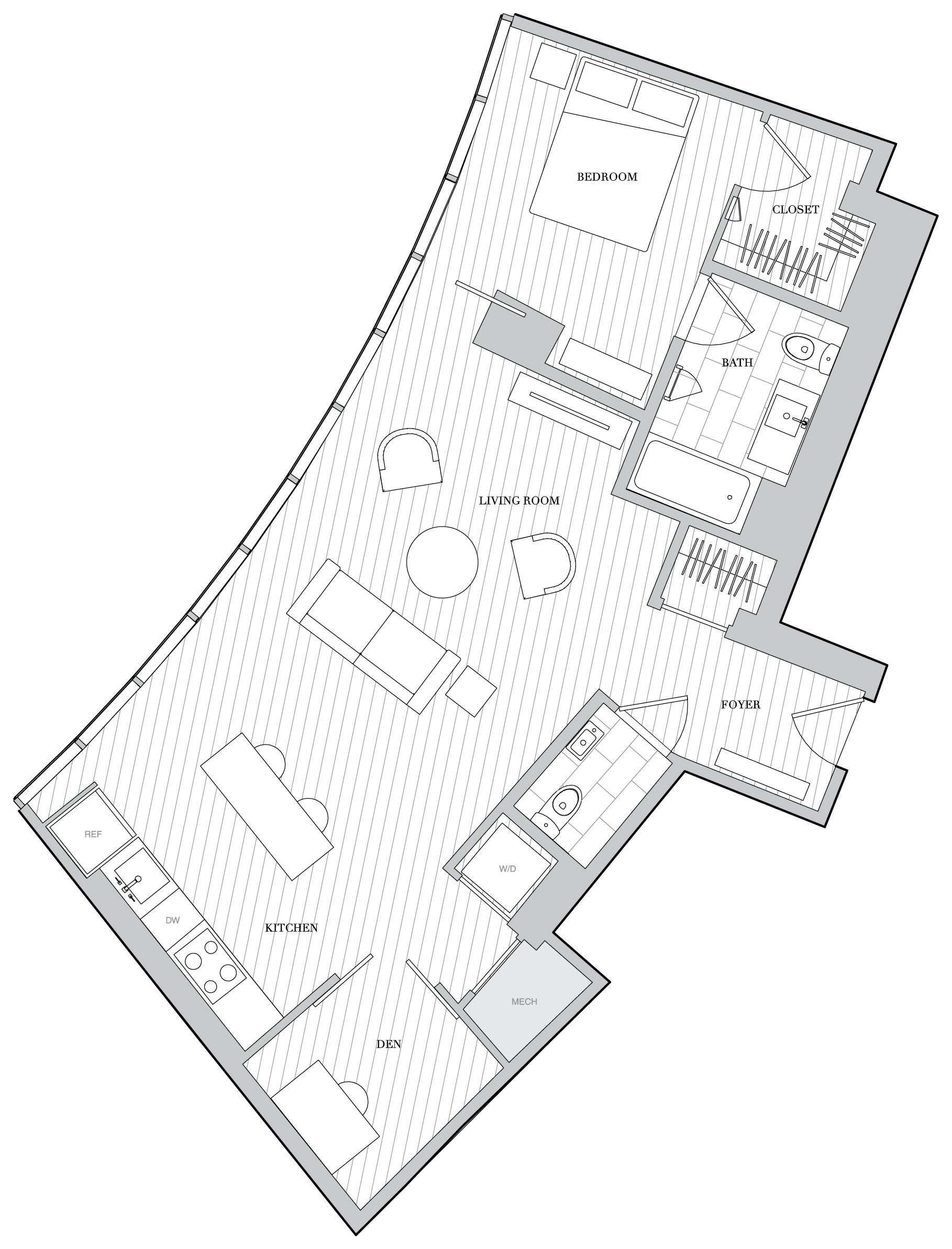 view the hepburn apartment floor plans studios 1 2 3