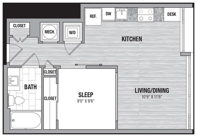 floor plan 719