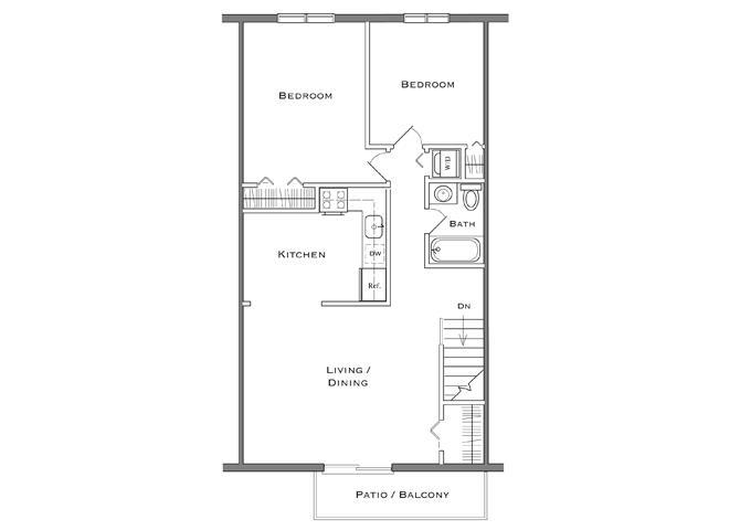 2 Bedroom-Deluxe