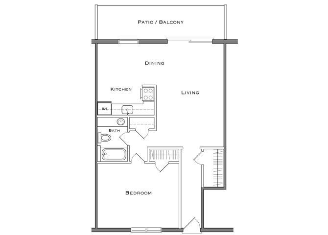 1 Bedroom - Deluxe Plus