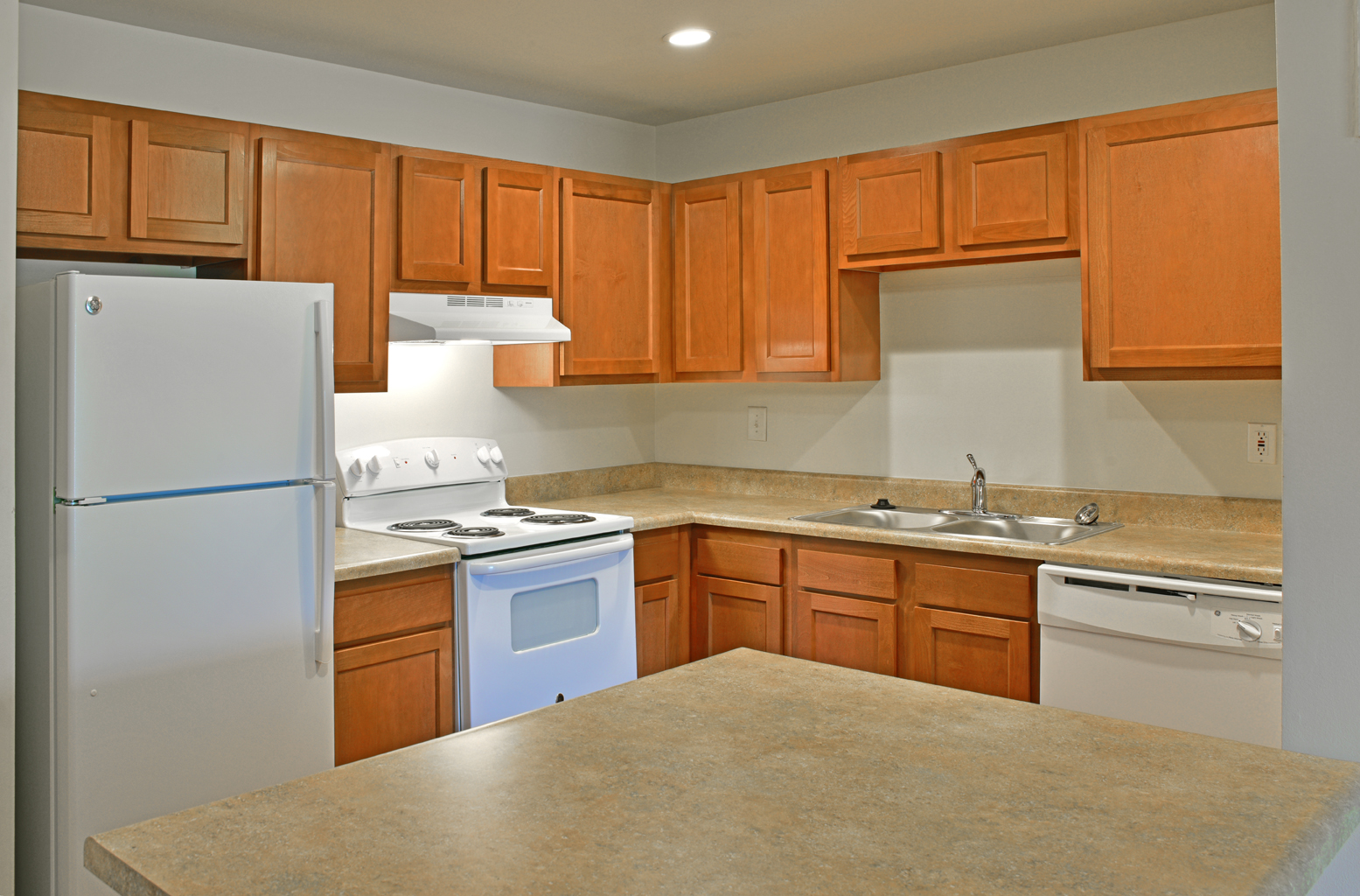 Kitchen in the Regal Style at Grand Bend Club