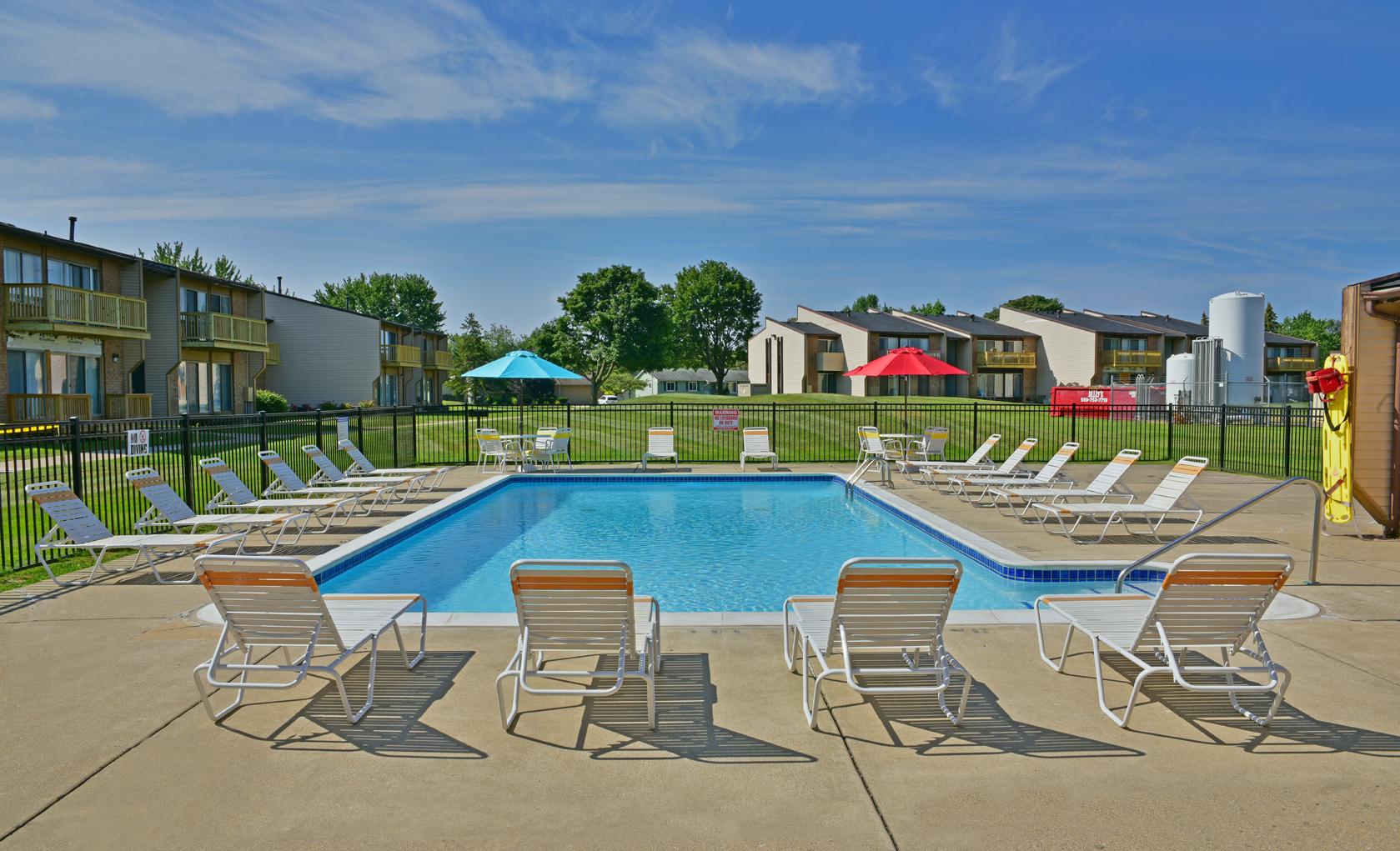 Grand Bend Club Pool