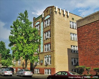 732 Elm St 1 Bed Apartment for Rent Photo Gallery 1