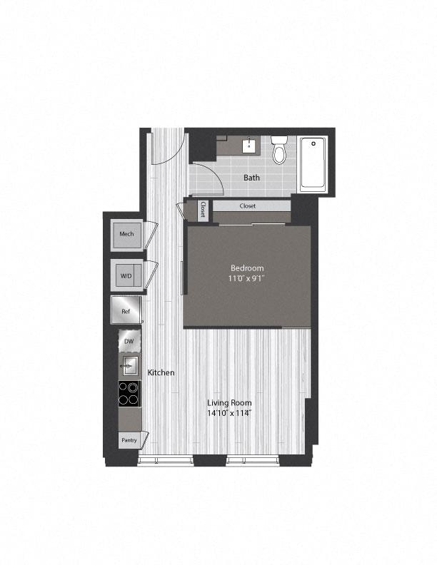 floor plan 1413