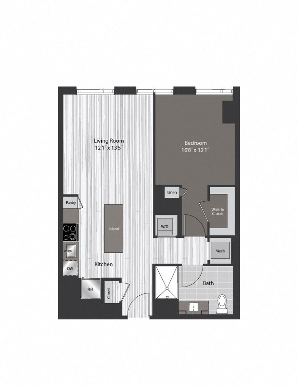 floor plan 1909