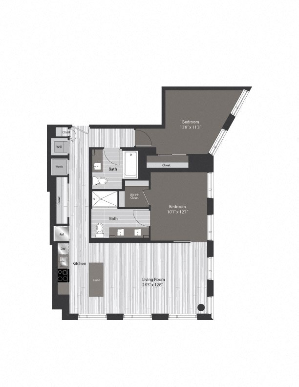 floor plan 1402