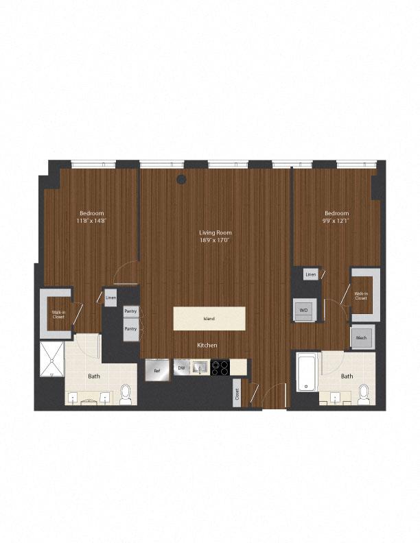 floor plan 2807