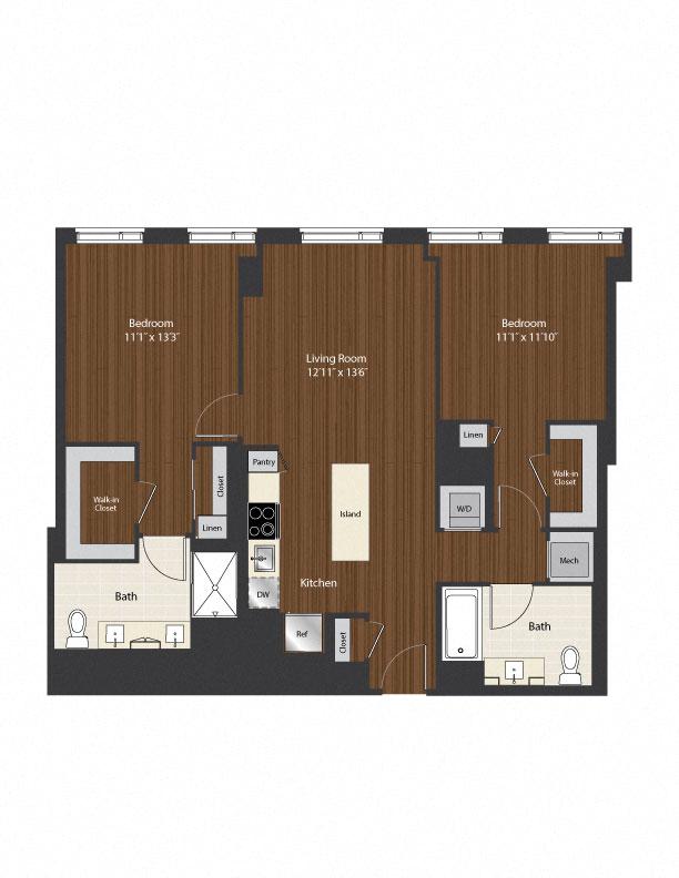 floor plan 2609