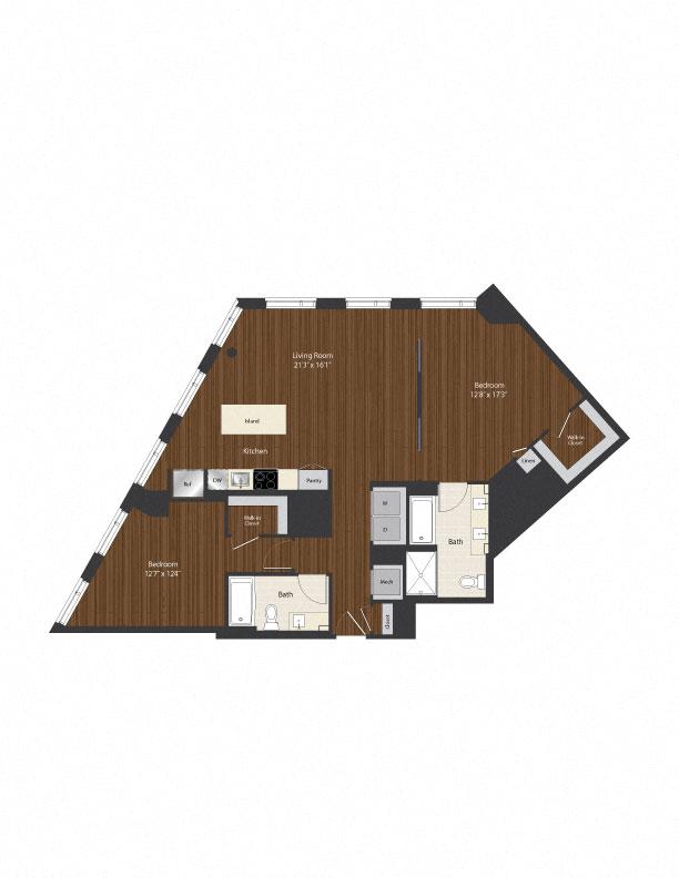 floor plan 2811