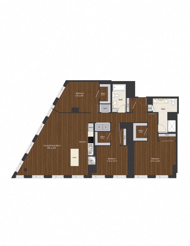floor plan 2913