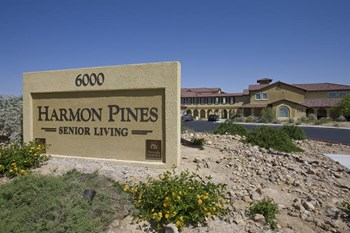 6000 W. Harmon Avenue 1-2 Beds Apartment for Rent Photo Gallery 1