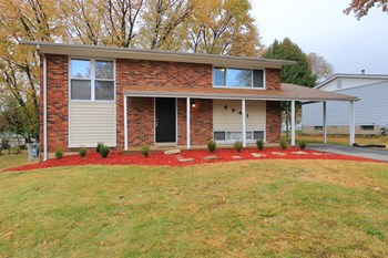 4941 Spring Forest Lane 4 Beds House for Rent Photo Gallery 1
