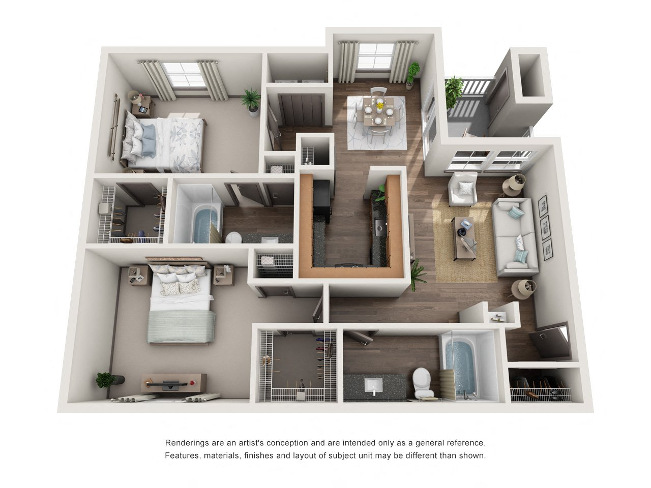1250 West Apartments B4