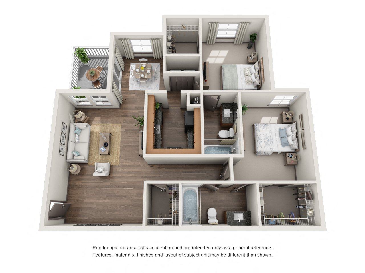 1250 West Apartments B5