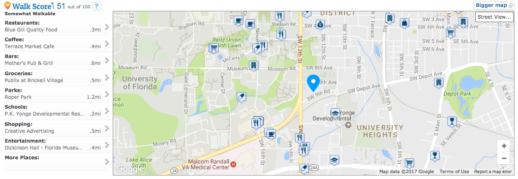 Walk%20to%20downtown Uf Parking Decal Map on uf campus map pdf, uf shands jacksonville map, uf college of architecture map,