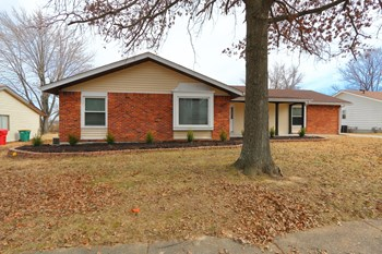 12620 Countrybrook Drive 3 Beds House for Rent Photo Gallery 1
