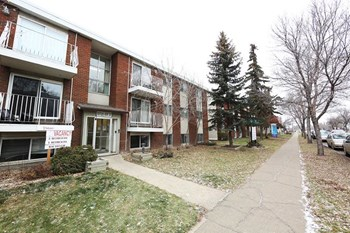 10720 - 109 Street Studio-2 Beds Apartment for Rent Photo Gallery 1