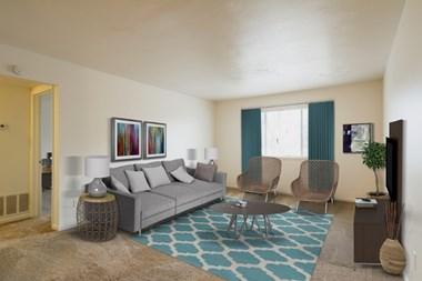 4672-2 Dewey Avenue Studio-2 Beds Apartment for Rent Photo Gallery 1