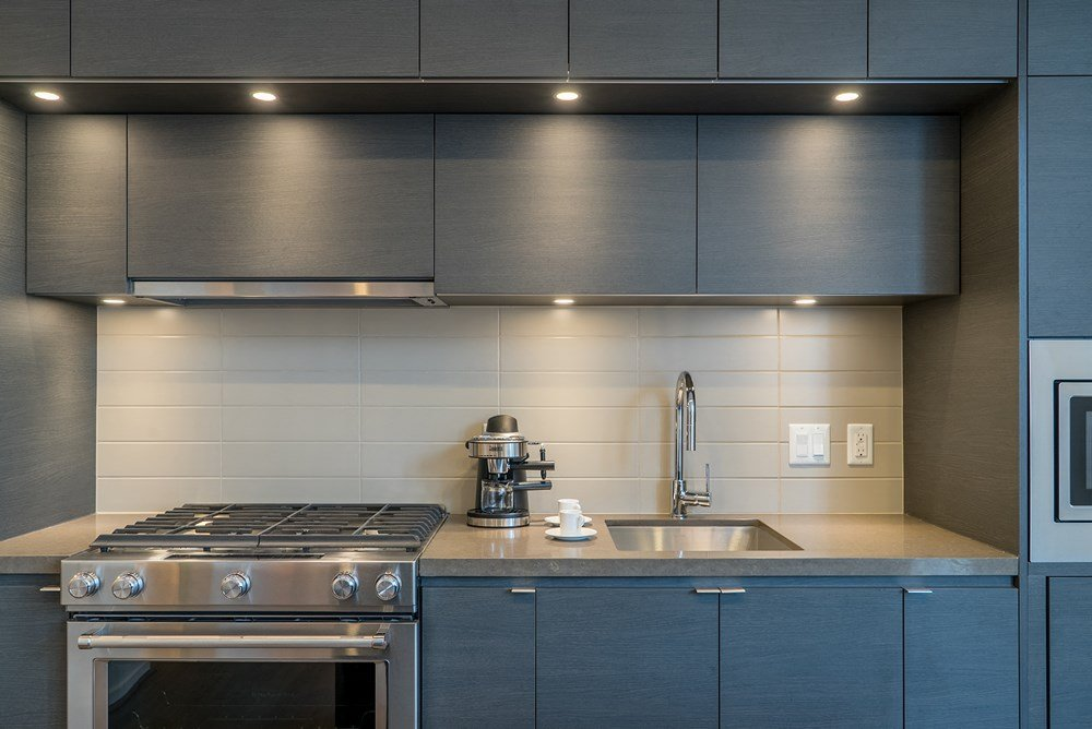 Epicurean Kitchens with Top-Notch Stainless Steel Appliances