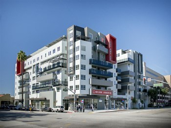 9901 Washington Blvd 1-3 Beds Apartment for Rent Photo Gallery 1