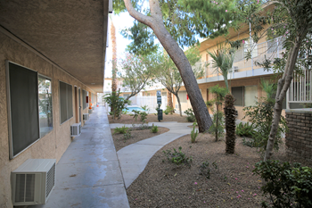 655 Sierra Vista Drive Studio Apartment for Rent Photo Gallery 1