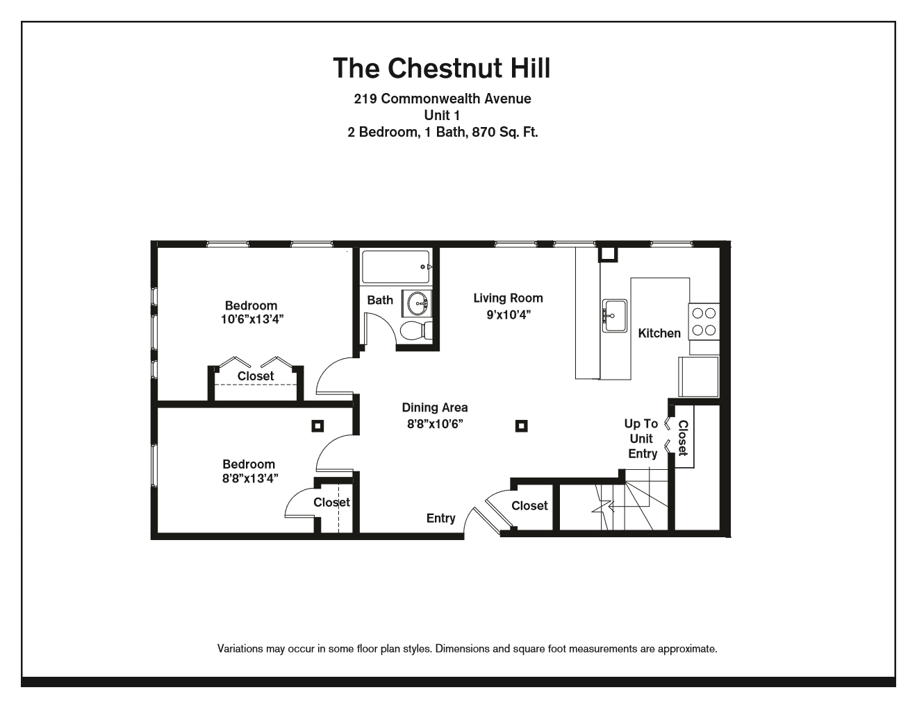 Click to view Floor plan Two Bedroom image 7