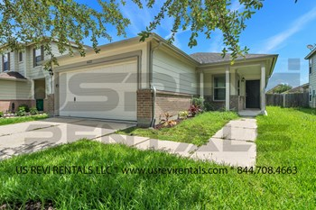 6622 Hawthorne Falls Ln. 3 Beds House for Rent Photo Gallery 1