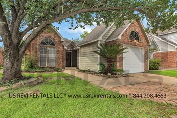 11811 Meadowchase Dr. 3 Beds House for Rent Photo Gallery 1