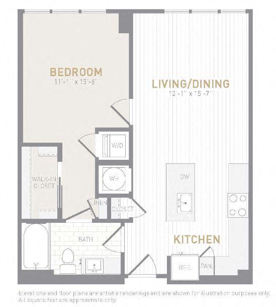floor image of unit 0220
