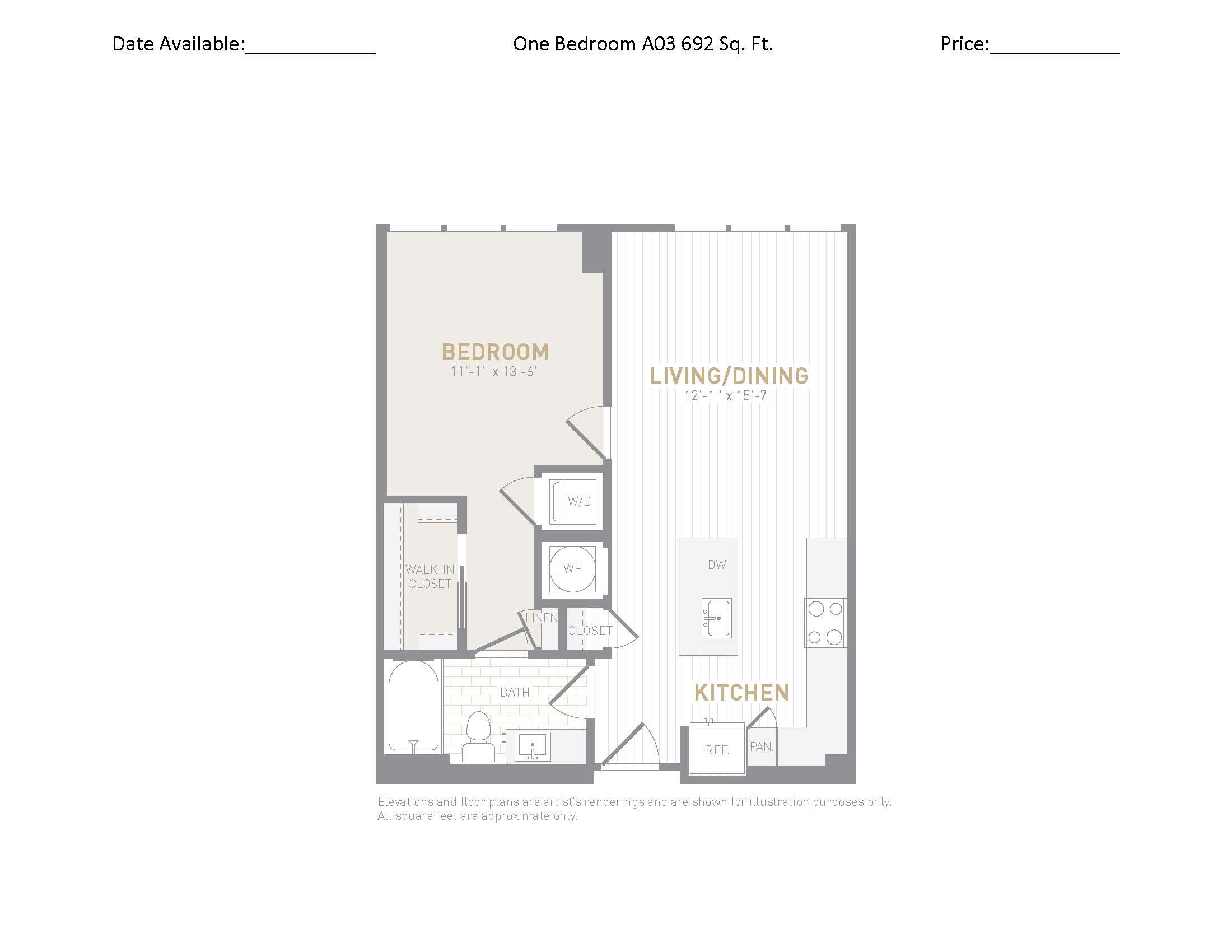 floor image of unit 0210