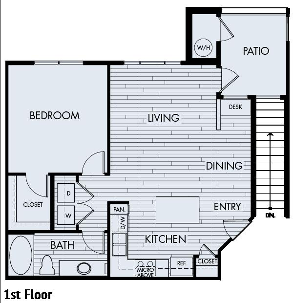 Zenith Plan 1C