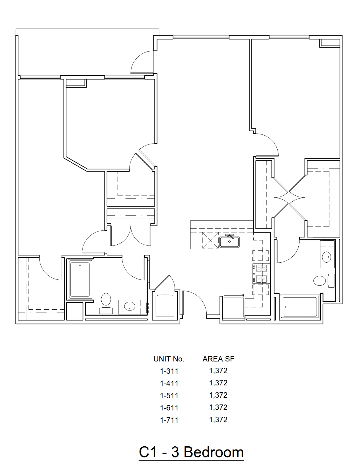 downtown los angeles luxury apartment floor plans at stoa