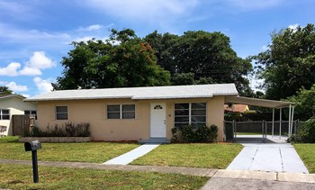 6838 SW 20 Ct Miramar, FL 33023 3 Beds House for Rent Photo Gallery 1