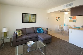 500 South Coronado Drive Studio-2 Beds Apartment for Rent Photo Gallery 1