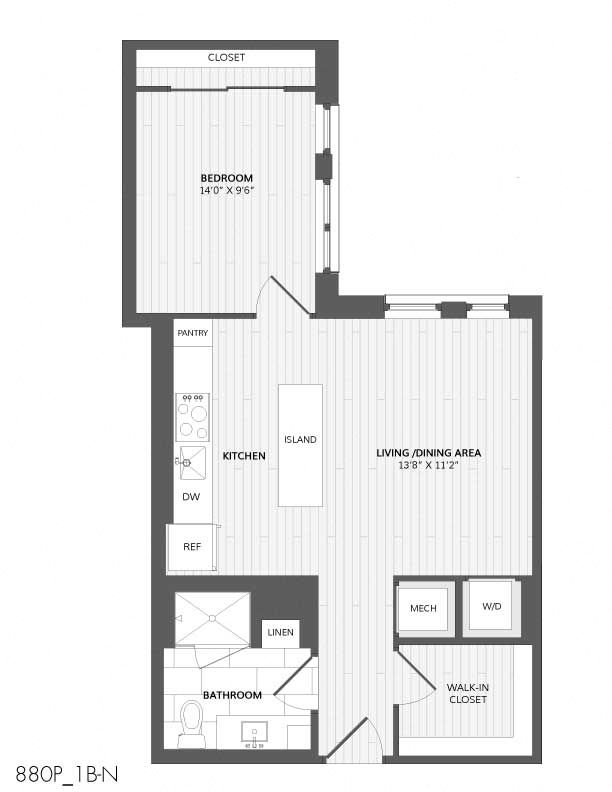 floor plan image 705