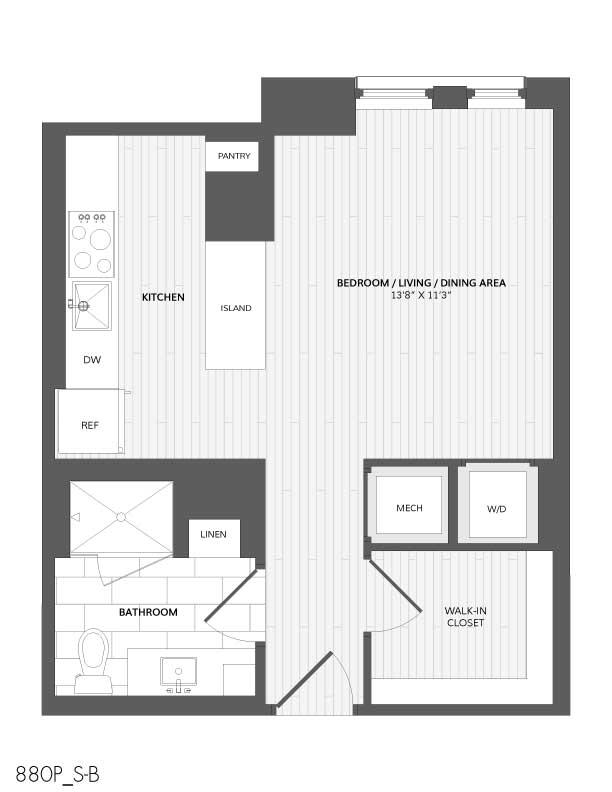 floor plan image 405