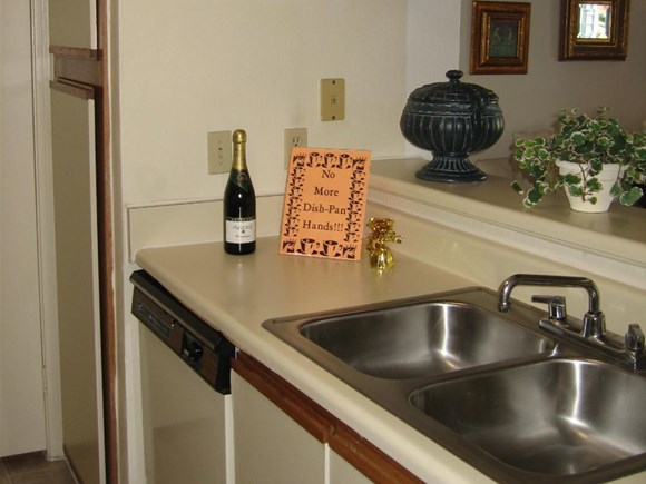 Augustine Club Apartment Homes Tallahassee FL 32301 cozy kitchen