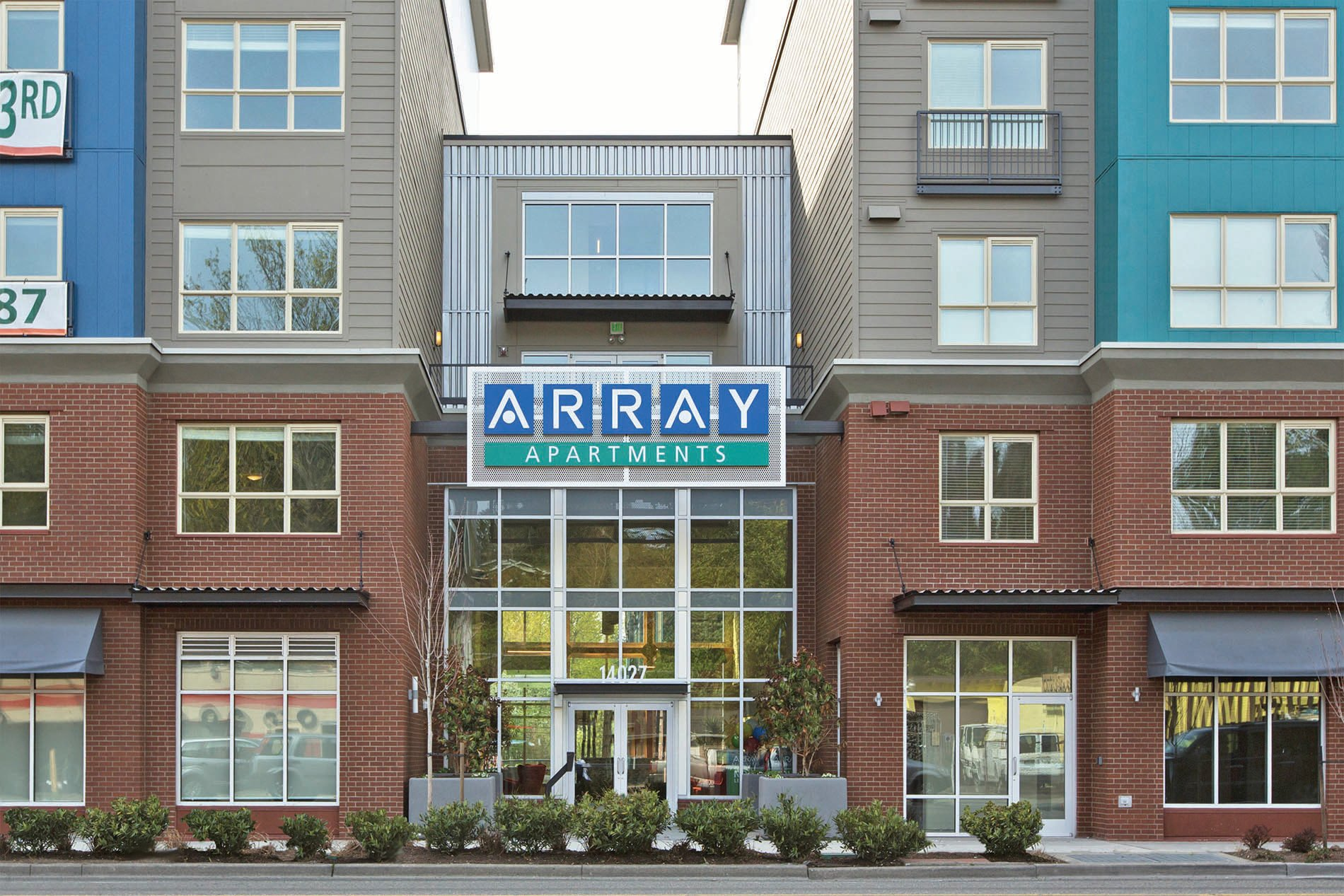 Array Apartments