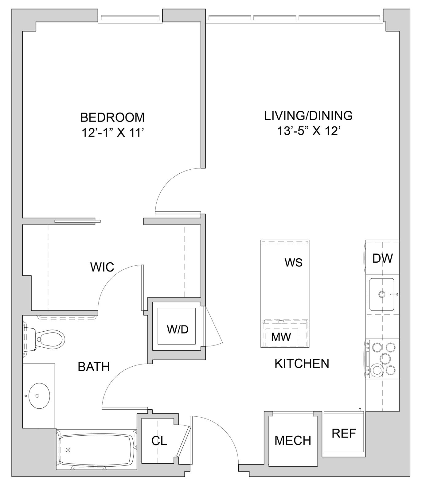 Floorplan S130 Image
