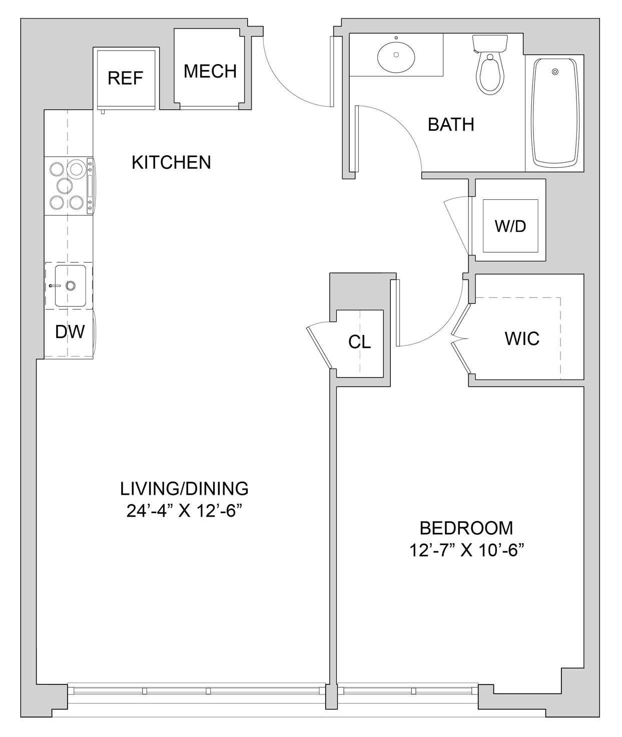 Floorplan N234 Image