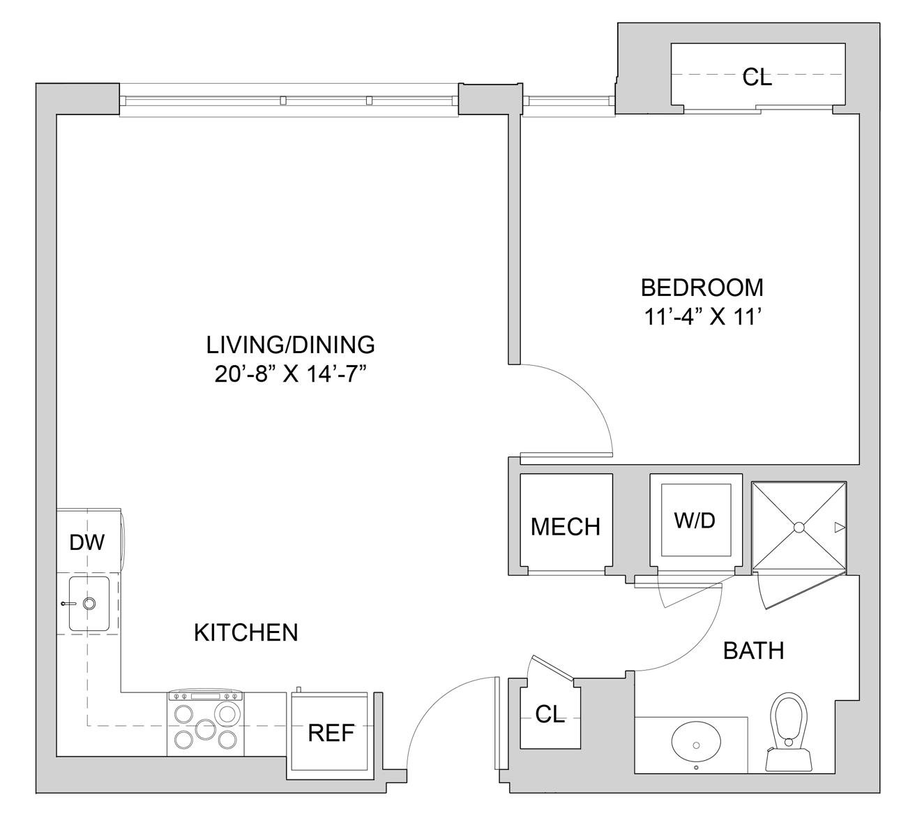 Floorplan N318 Image