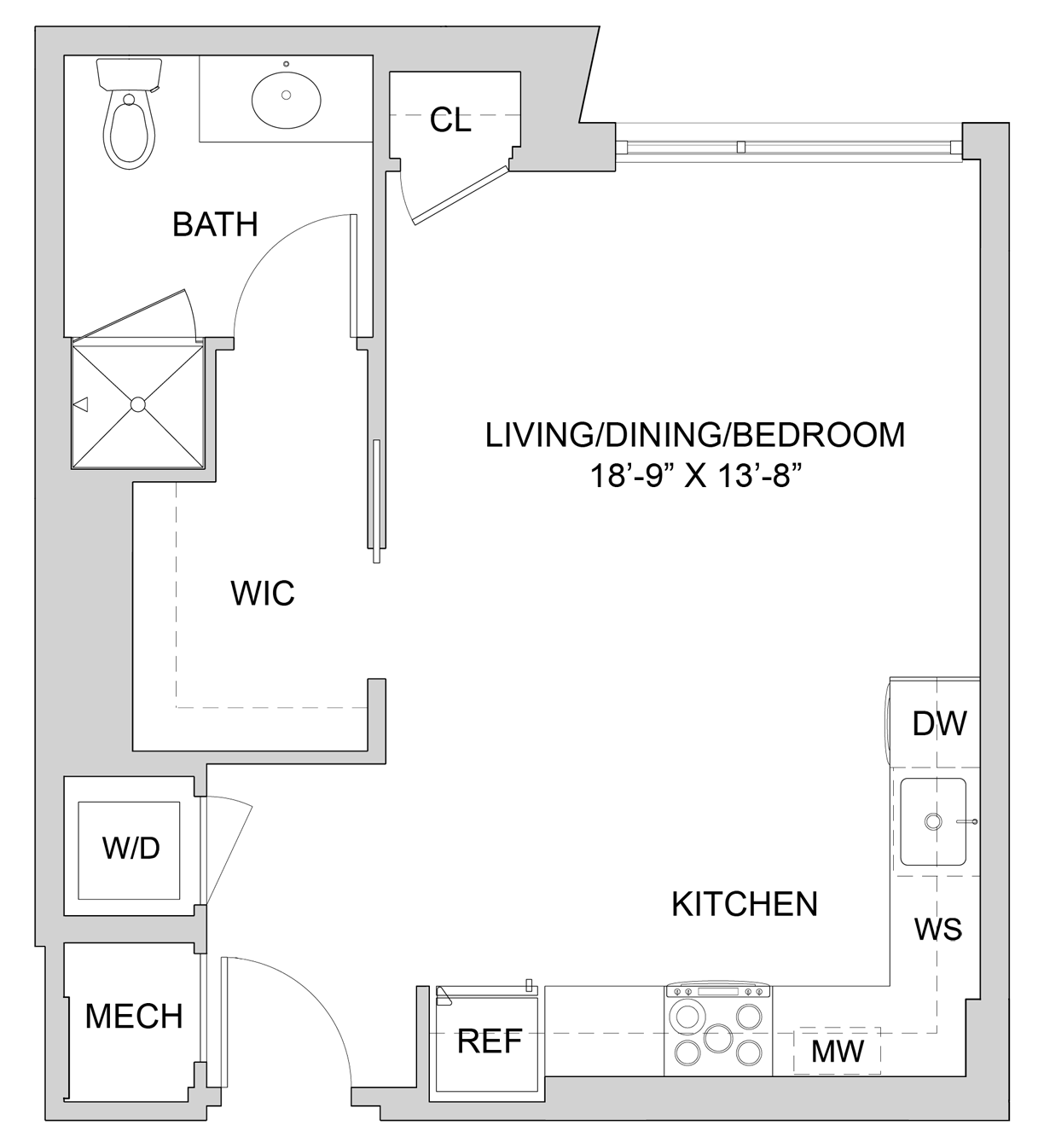 Floorplan N426 Image enlarged