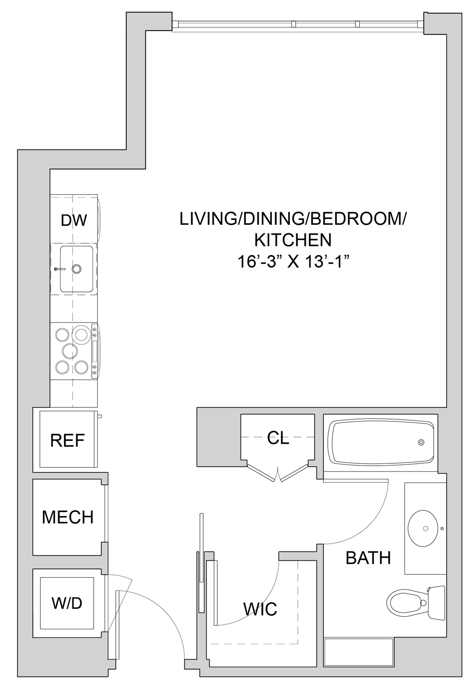 Floorplan N324 Image enlarged