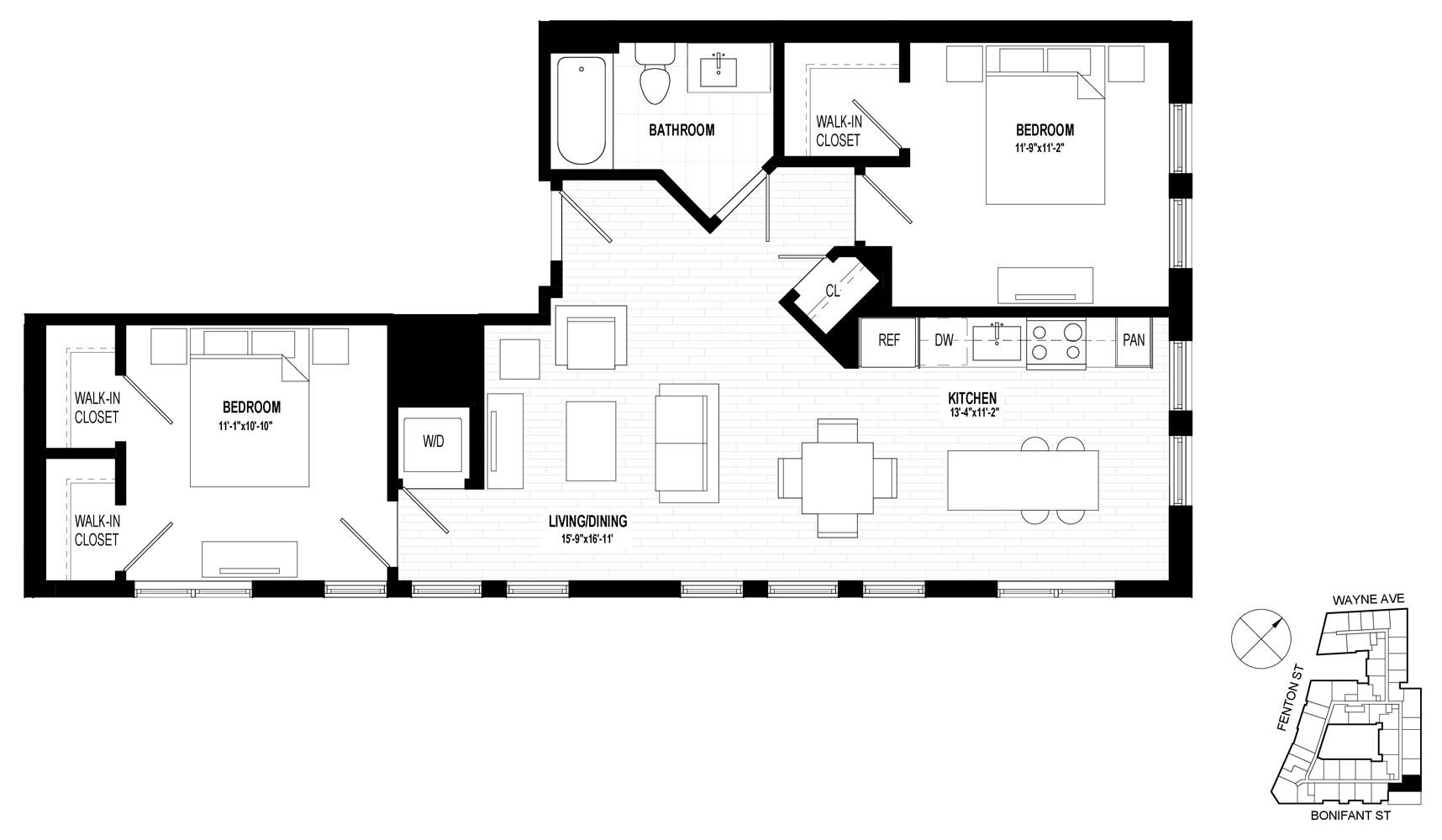 P0578887 761bc02 central c10 890 2 floorplan