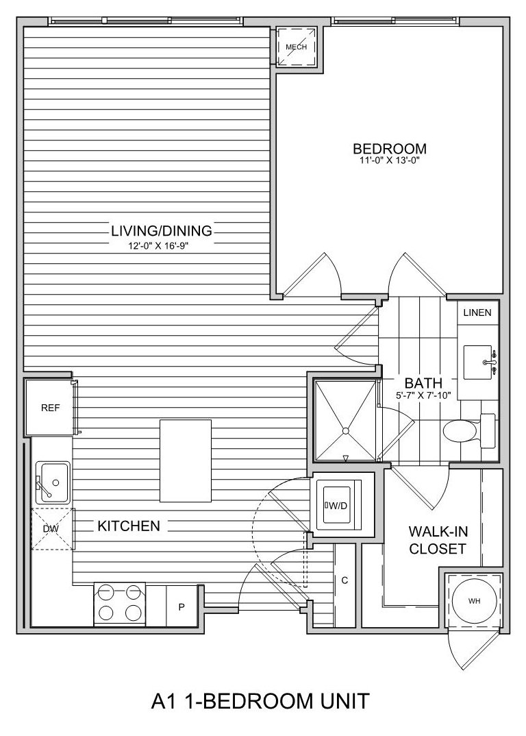 floorplan image of 234