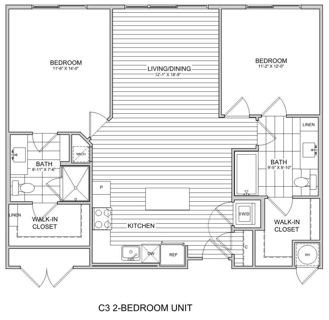 floorplan image of 240